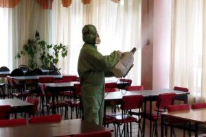ДЕЗИНФЕКЦИЯ ТОЧЕК ОБЩЕПИТА В Казани